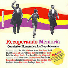 Various Artists : Recuperando Memoria: Homenaje a Los Repu CD