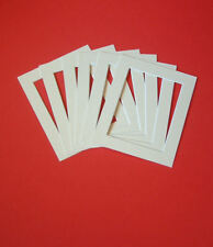 """25 IVORY PICTURE MOUNTS 20 x 16"""" for 16 x 12"""""""