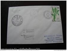 TAAF lettre 13/5/86 - timbre Yvert et Tellier n°118