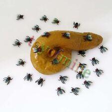 1 pcsToys realistica Poop falso con la mosca Turd Crap igienici pratico A Joke