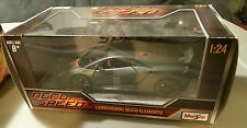 * 2014 - Lamborghini Sesto Elemento Need 4 Speed Movie 1/24 Diecast Misb *