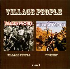 Village People - Village People / Cruisin' ( AUDIO CD in JEWEL CASE )
