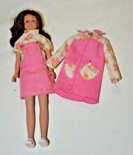 Vintage Barbie Skipper/ Skooter/ MIDGE Doll Brown Eyes and Freckles  1963