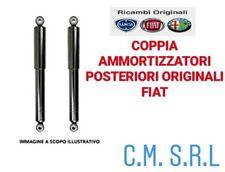KIT COPPIA 2 AMMORTIZZATORI POSTERIORI ORIGINALI FIAT PANDA (169) 4X4 1.2