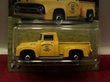 "Matchbox 1956 Ford F 100 pickup ""Moon Eyes "" 1/64 scale nib"