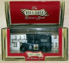 THE DAYS GONE COLLECTORS GUILD AIR RAID WARDEN VAN DIE-CAST RARE 3522 of 4000