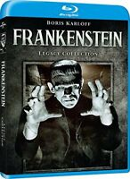 Frankenstein - Legacy Collection (1931) (Blu-Ray) UNIVERSAL PICTURES
