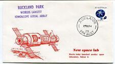 1974 New Space Lab Russia Salyut 4 Adelaide Buckland Park Ionoscope Australia