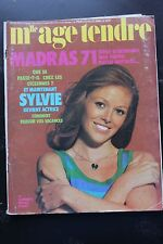 Mademoiselle Age tendre - N°79 - JUIN 1971 / GAINSBOURG BIRKIN HOFFMAN SYLVIE