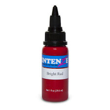 Bright Red - Intenze Tattoo Ink - Pick Your Size 1/2oz, 1oz, 2oz, or 4oz Bottle
