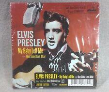 $ALE*ELVIS PRESLEY MY BABY LEFT ME 2007MRS ENHANCED CD&STICKER LTD ED SEALD NEW