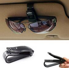 2 Stück Auto Brillenhalter Sonnenbrillen Halterung für Audi BMW Mercedes VW Ford