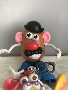 Toy Story Mr Potato Head With Accessories