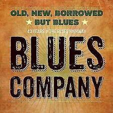 Old,New,Borrowed But Blues von Blues Company (2016)