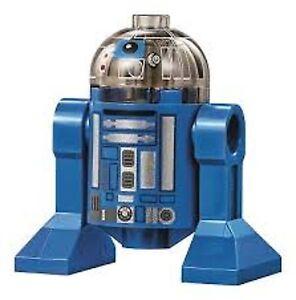 LEGO Star Wars Minifigure Blue Astromech Droid Death Star From Set 75159