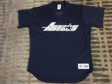 Jeff Bagwell 2005 Houston Astros Majestic Batting MLB Jersey XL Authentic