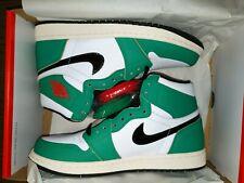 Jordan 1 High Women's OG Size 8.5 Lucky Green IN HAND