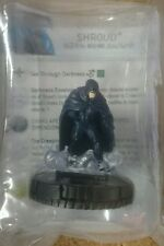 Marvel Heroclix WizKids Defenders Monthly OP #M16-012 THE SHROUD LE with card