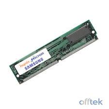 Memoria (RAM) de ordenador SIMM 72-pin con memoria interna de 64MB
