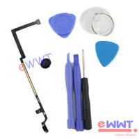 Black Home Button Flex Cable w/ Keypad+Tools for iPad-AIR 1st Gen 1 2013 ZVFE378