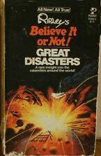 Ripleys Believe It or Not! Great Disasters