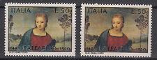 ITALIA VARIETA' 1970 RAFFAELLO SONDO E VOLTO PIU' CHIARI PREZZO REGALO