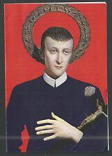 Holy card de San Gerardo Mayela santino image pieuse estampa