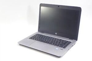 """14"""" HD HP EliteBook 840 G3 i5-6200U 2.3GHz 512GB SSD 8GB RAM NO OS"""