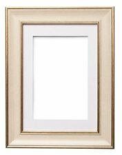 Shabby Chic Instagram Square Picture Frame, SC Photo, Poster Frame With Mount