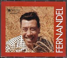 COFFRET 5 CD 73T FERNANDEL SELECTION DU READER'S DIGEST BEST OF 1991