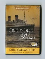 One More River- by John Galsworthy - The Forsyte Chronicles - MP3CD - Audiobook