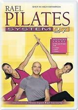 RAEL PILATES SYSTEM 27 - FITNESS HEALTH SPORT NEW DVD MOVIE SEALED
