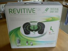 REVITIVE IX Circulation Booster With IsoRocker System 2017 Model Brand New Boxed