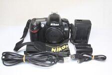 Nikon D D70 6.1MP Digital SLR Camera Black Body Only