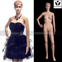 Realistic female mannequin full body window display dummy plastic doll  F7-H4