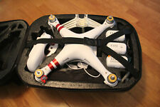 Dji Phantom 3 Standard Quadcopter Camera Drone with Backpack, Tablet, and More!