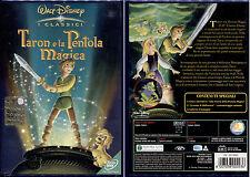 TARON E LA PENTOLA MAGICA - DVD NUOVO E SIGILLATO, OLOGRAMMA TONDO, RARO!