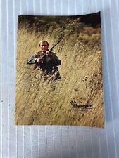 Vintage 1970 Ithaca Gun Catalog Shotgun Model 51 37 300 900 Skeet Hunting Rifle