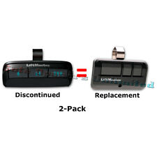 Liftmaster 895MAX 2-Pack 3-Button Premium Remote Replaced by 893MAX 3-Button