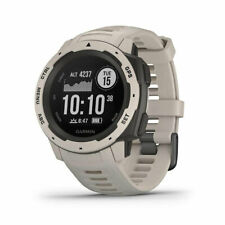 Garmin Instinct Rugged Outdoor Watch with GPS, and Heart Rate Monitoring, Tundra