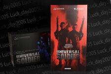 Dam toys x Blitzway UNIVERSAL SOLDIER  Andrew Scott Dolph Lundgren 1/6 Figure