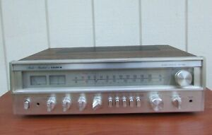 FISHER RS-1052 Vintage Stereo Receiver, One Owner / Serviced /Cleaned / Tested