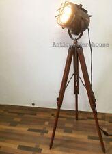 Modern Floor Lamp Handmade Copper Antique Spot Light Floor Lamp Decor