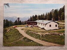 AK alte Ansichtskarte Rifugio Malga Roen Schutzhütte Ortles Cevedale Foto