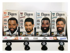 Hoyu Bigen EZ Color Mens Hair & Beard Permanent Dye Gray Coverage Kits