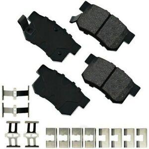 Akebono ACT537A Rear Ceramic Pads
