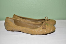 76b5f79dce2 TORY BURCH Flat Loafer Shoe Woven Leather Women s 9.5 M