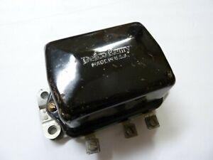 NOS 1958-1962 BUICK OLDS CADILLAC GM DELCO REMY VOLTAGE REGLATOR 1119600 12VN5A