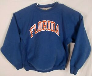 Steve And Barry's Vintage Florida Gators Sweatshirt Men's L Crewneck Sweater