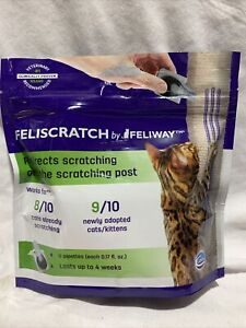 Feliscratch By Feliway; Cat Scratching Trianing; 9 Pipettes